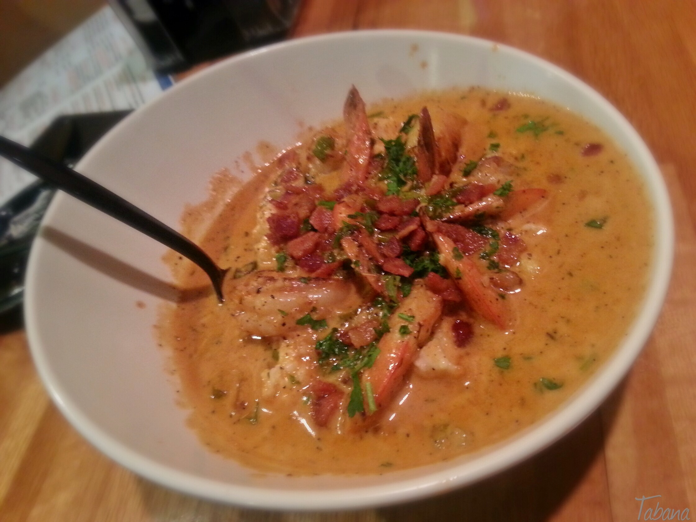 jim hanson's shrimp and grits