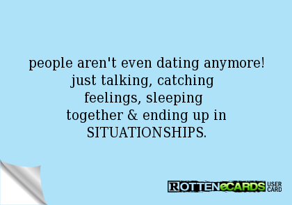 Dating someone who doesnt want a relationship