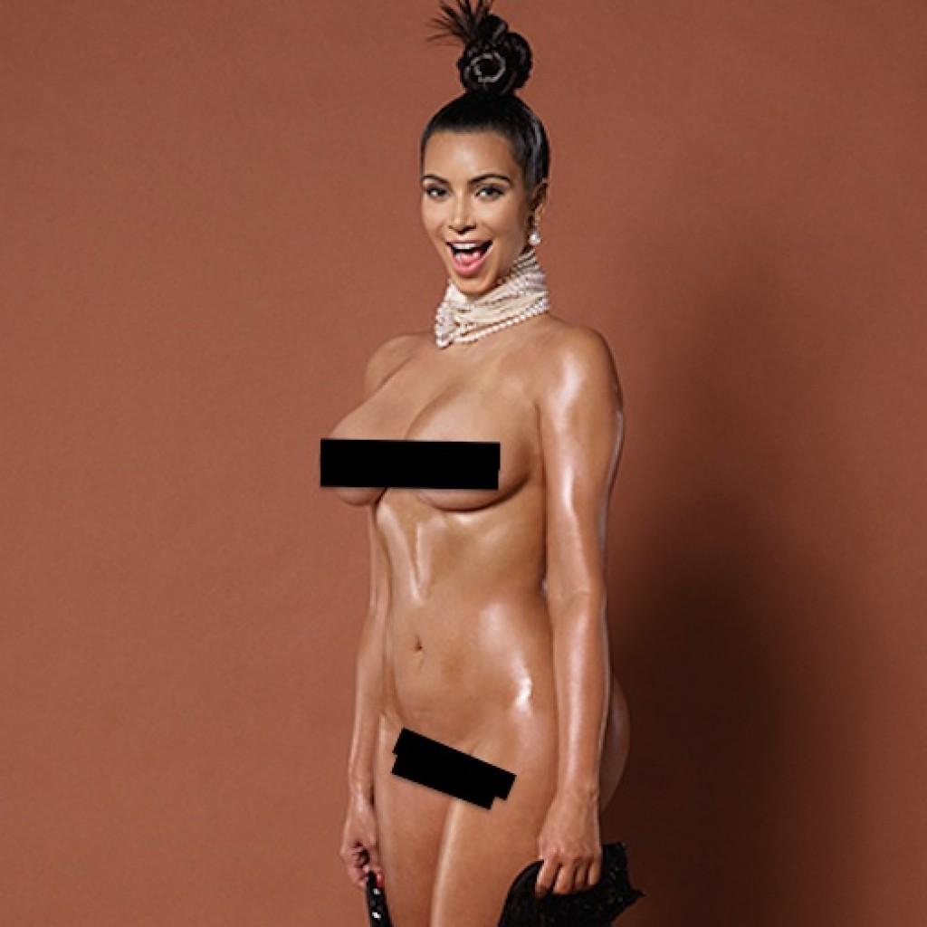 Kris Jenner's Anger Over Kim Kardashian West's Free Nude Photoshoot